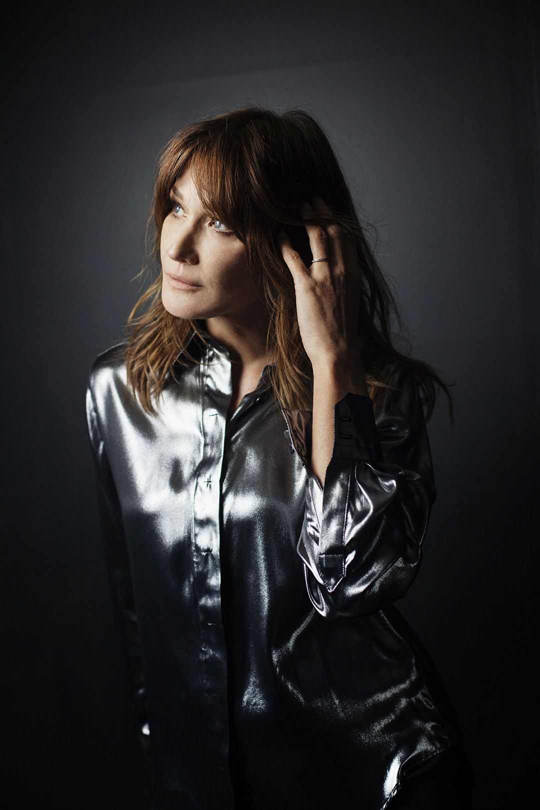 Carla Bruni 2017 Photos Copyright Mathieu Zazzo