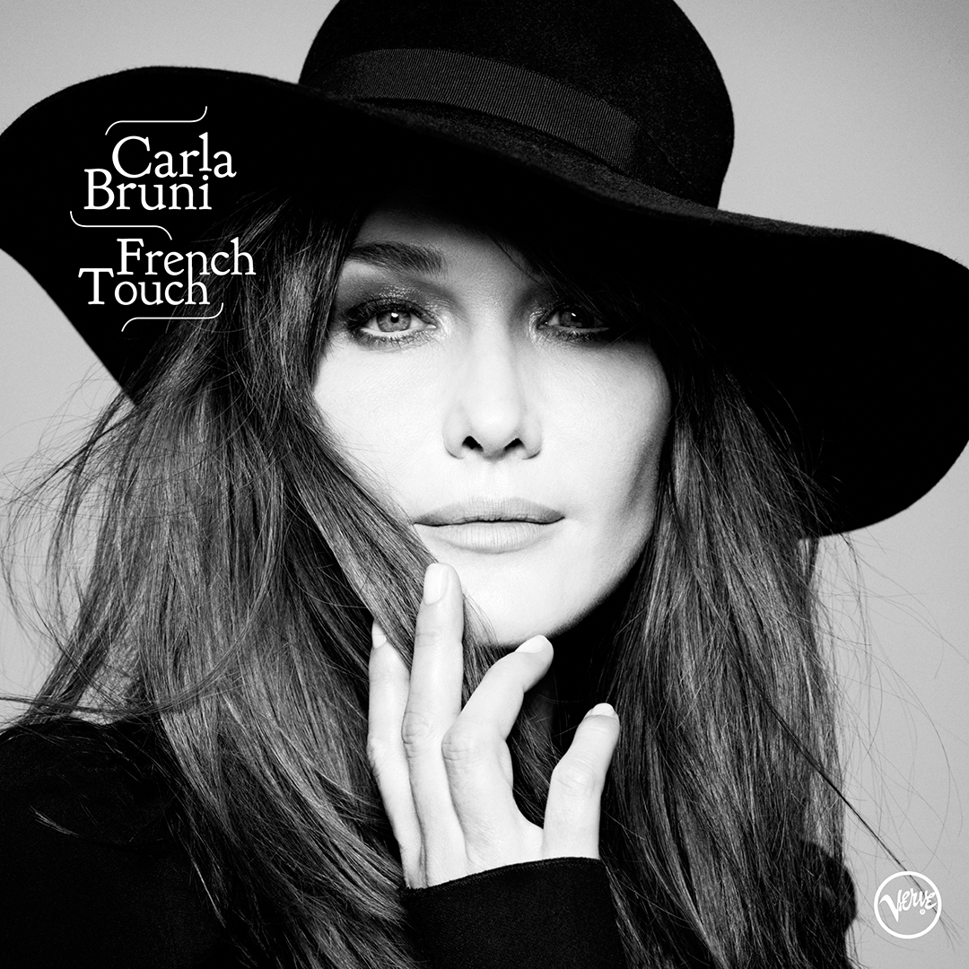 CarlaBruni cover Photos Copyright Mathieu Zazzo